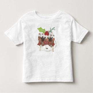 T-shirt de Mme Pudding No Background Toddler