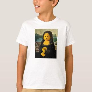 T-shirt de Mona Lisa pour des enfants