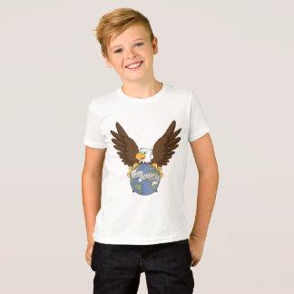 T-shirt de montée d'Eakin Eagle