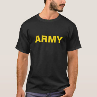 T-shirt de moral de pinte de sergent instructeur