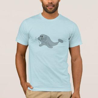 T-shirt de morse