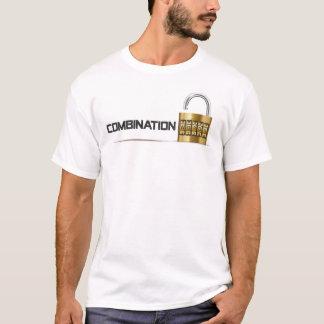 T-shirt de mot de combinaison
