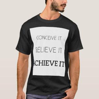 T-shirt de motivation, T-shirt d'entrepreneur