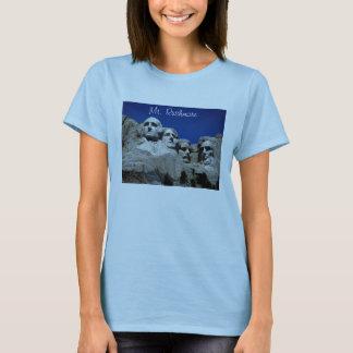 T-shirt de Mt Rushmore