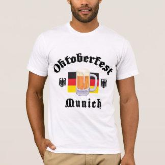 T-shirt de Munich Oktoberfest