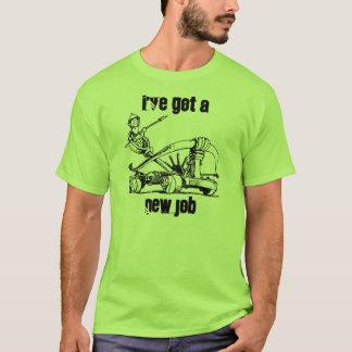 T-shirt ~ de munitions de catapulte j'ai le nouveau