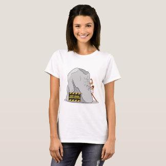 T-shirt de muscle de femmes