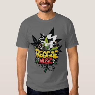 T-shirt de musique de reggae