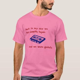 T-shirt de musique de vieille école