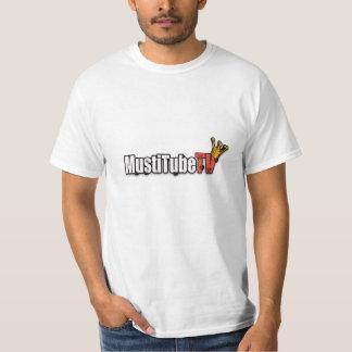 T-shirt de Mustitube