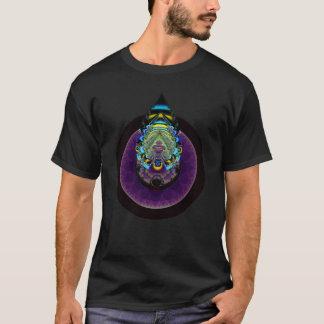 T-shirt de naissances de fractale