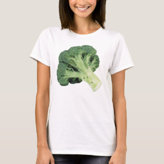 T-shirt de nano de Hanes des femmes de brocoli