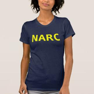 T-shirt de NARC (femmes)
