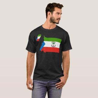 T-shirt de nation de Guinée équatoriale