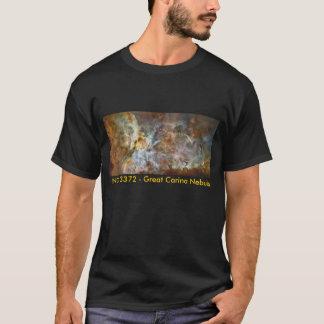 T-shirt de nébuleuse de Carina