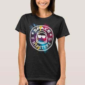 T-shirt de nébuleuse de hippies de l'espace des