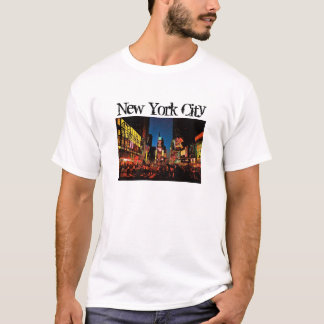 T-shirt de New York City (néon)