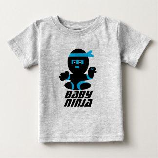 T-shirt de Ninja de bébé