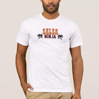 T-shirt de Ninja de Salsa