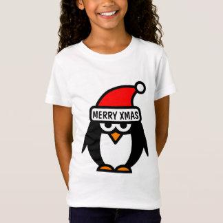 T-shirt de Noël avec la bande dessinée drôle de