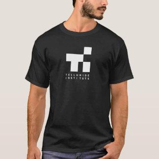 T-shirt de noir d'institut de tellurure
