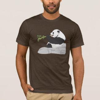 T-shirt de Nom de panda