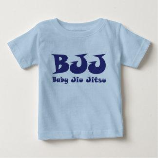 T-shirt de nourrisson de Jiu Jitsu de bébé