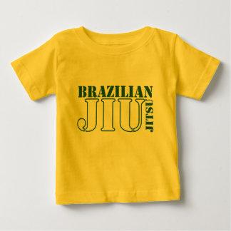 T-shirt de nourrisson de Jiu Jitsu de Brésilien