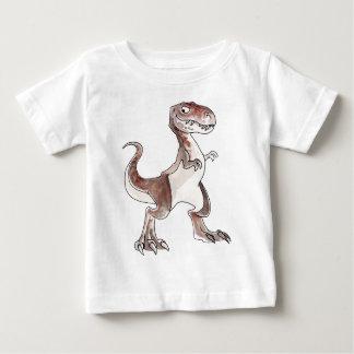T-shirt de nourrisson de Rex de Tyrannosaurus