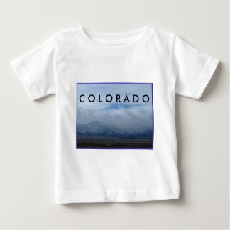 T-shirt de nourrisson du Colorado