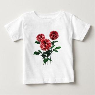 T-shirt de nourrisson du père noël de dahlia