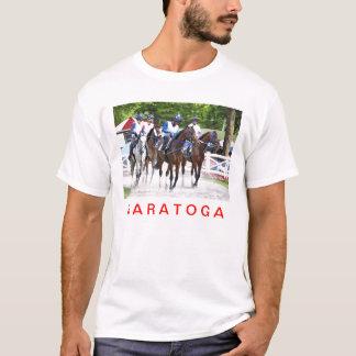 T-shirt De nouveau à l'école chez Saratoga