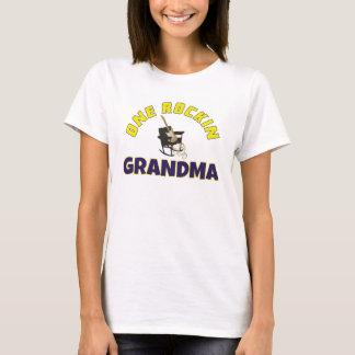 T-shirt de nouveauté de grand-maman de Rockin