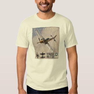 T-shirt de P51 Warbird