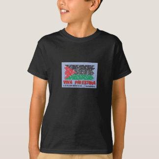 T-shirt de Palestina de vivats