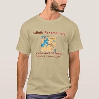 T-shirt de Panamaniacs d'infini (2)