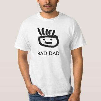 T-shirt de PAPA de rad