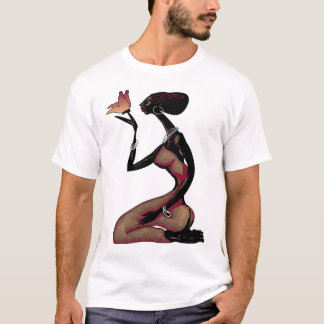 T-shirt de papillon