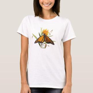 T-shirt de papillon de monarque
