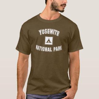 T-shirt de parc national de Yosemite