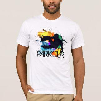 T-shirt de Parkour