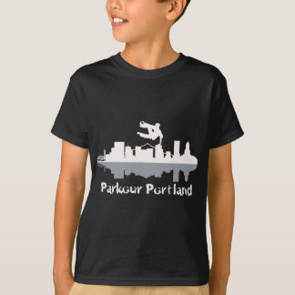T-shirt de Parkour Portland