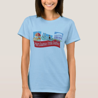 T-shirt de Parliamo Italiano