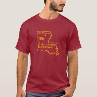 T-shirt de paroisse de Renard
