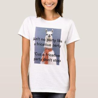 T-shirt de pathologie de la parole - plaisanterie