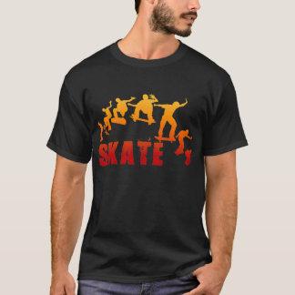 T-shirt de patin