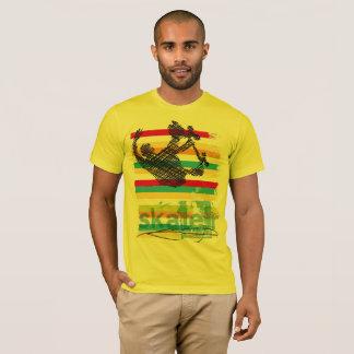 T-shirt de patineur