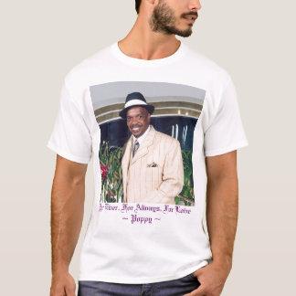 T-shirt de pavot