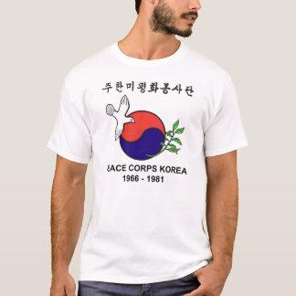 T-shirt de PCK Tagless (couleurs claires) (S-6X)