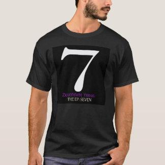 T-shirt de PE de ZkarYHWH sept